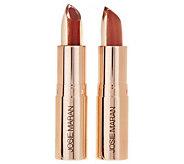 Josie Maran Argan 3-in-1 Core Color Hydrating Lipstick Duo - A228710