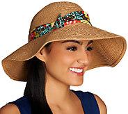 Vera Bradley Straw Hat - A256210