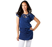 As Is CV by Cynthia Vincent Embellished Tunic - A272110