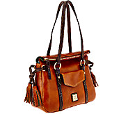 As Is Dooney & Bourke Toledo Leather Smith Bag - A275810