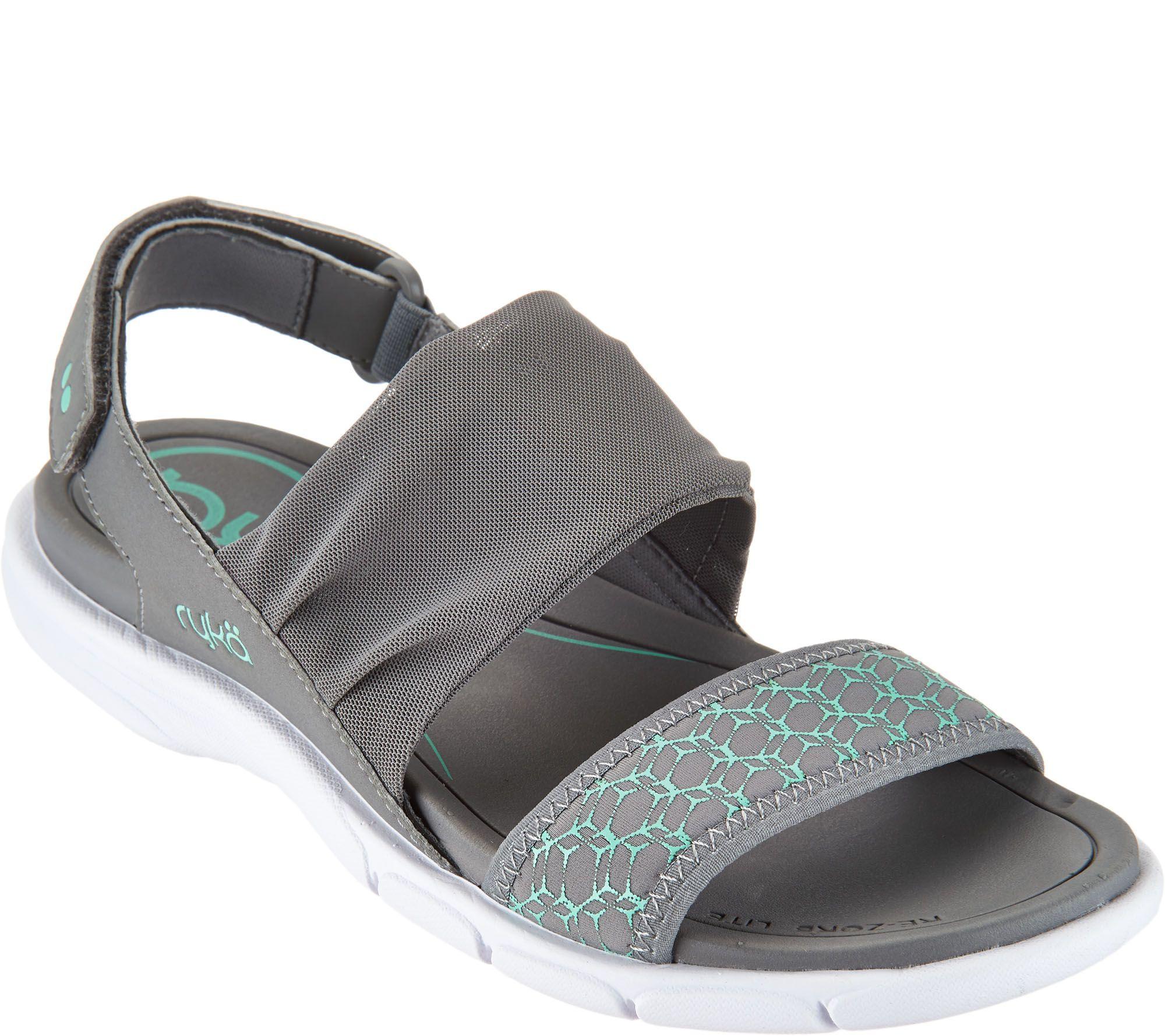 Ryka sandals shoes - Ryka Adjustable Sling Back Sport Sandals Rodanthe A288610