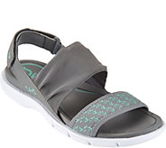 Ryka Adjustable Sling Back Sport Sandals - Rodanthe - A288610