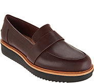 Clarks Artisan Leather Loafers - Teadale Elsa - A300610