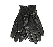 Mens Lamb Leather Gloves With Acrylic Lining - A322010