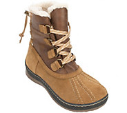 White Mountain Leather Winter Boots - Emory - A356810