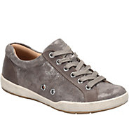 Comfortiva Lace up Leather Sneakers - Lyons - A359410