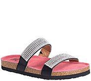 MUK LUKS Slide Sandals - Delilah - A365110