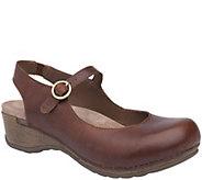 Dansko Leather Mary Janes - Maureen - A412410