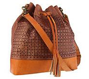 LArtiste by Spring Leather Handbag - Bucket - A412710