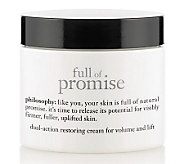 philosophy super-size full of promise moisturizer, 4 oz. - A237711