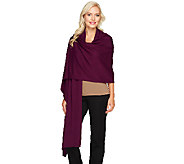 Linea by Louis DellOlio Whisper Knit Shawl - A259111