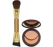 tarte Colored Clay CC Concealer & Corrector with Dual-End Brush - A260811