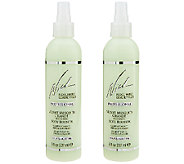 Nick Chavez Velvet Mesquite Grande Body Boost Protein Spray Duo 8 oz. - A266111