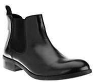 As Is Clarks Artisan Leather Chelsea Boots - Pita Sedona - A277711
