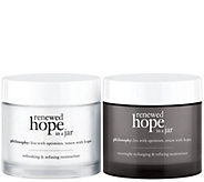 philosophy renewed hope am/pm moisturizer duo Auto-Delivery - A279611