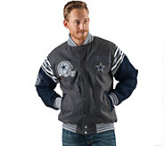 NFL Dallas Reversible Wool Blend Jacket - A280711