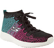 Skechers Abstract Flat Knit Sneakers - Sweet Symphony - A281111