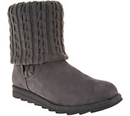 MUK LUKS Kelby Sweater Knit Pull-on Legging Boot - A283111