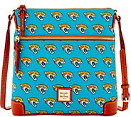 Dooney & Bourke NFL Jaguars Crossbody - A285711