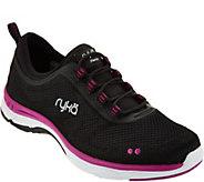 Ryka Mesh Slip-On Bungee Sneakers - Fierce - A288611
