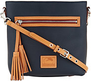 Dooney & Bourke Pebble Leather Crossbody Handbag - Lani - A296311