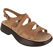 Dankso Leather Multi-Strap Sandals - Lolita - A303511
