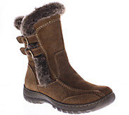 Spring Step Suede Leather Winter Boots - Achieve - A334411