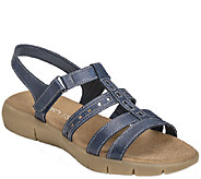 Aerosoles Multi-Strap Sandals w/ Core Comfort -Wipple Threat - A336011