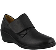 Spring Step Slip-on Leather Shoes - Corvo - A341411