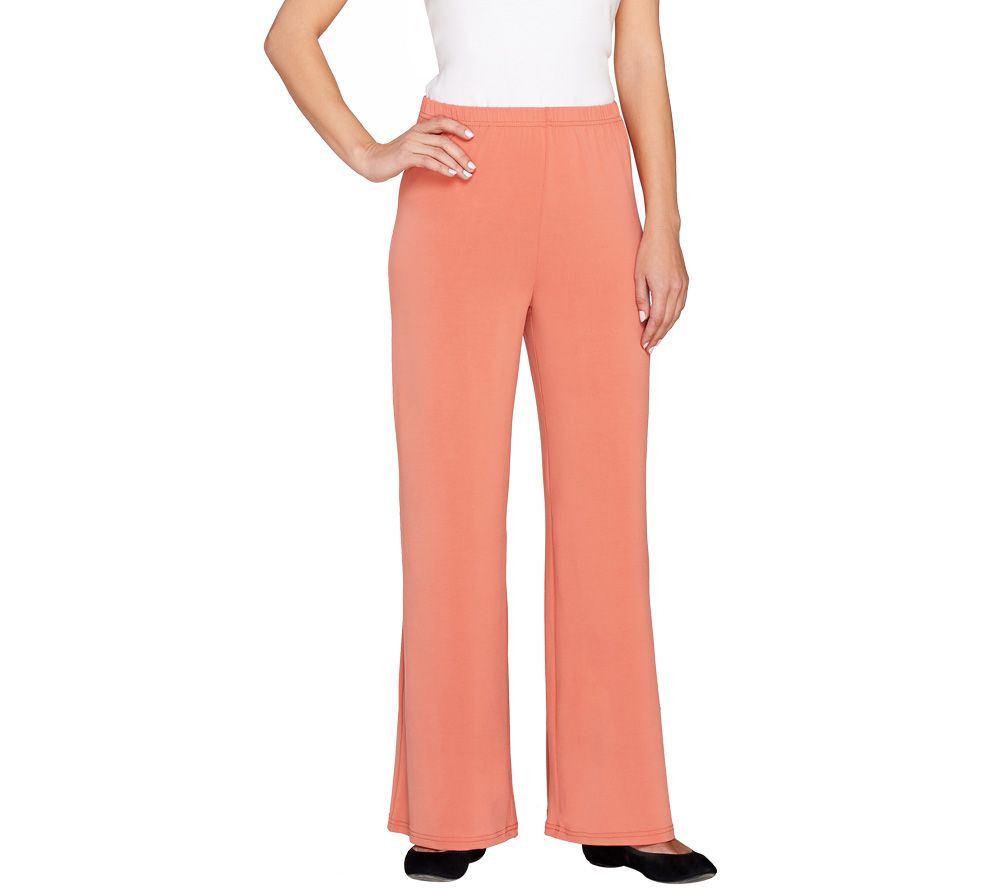H m red dress pants qvc