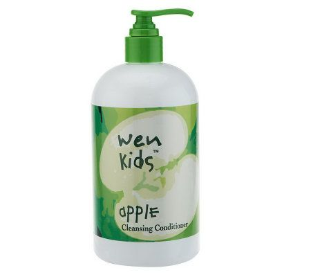wen by chaz dean kids cleansing conditioner 16 oz page 1 qvc