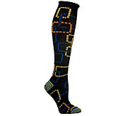 Ozone Design Set of 2 Retro Gaming Socks - A242912