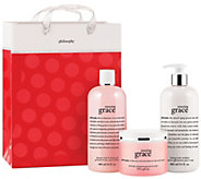 philosophy soft and scented fragrance trio - A262612