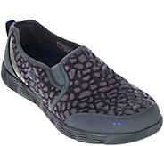 As Is Ryka Slip-on Sneakers with CSS Technology- Thriller - A281912