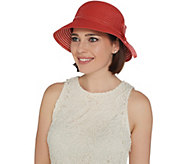 Physician Endorsed Adjustable Daisy Sunhat - A289212