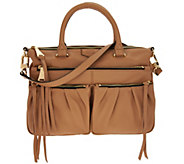 Aimee Kestenberg Leather Satchel- Tyler - A289712