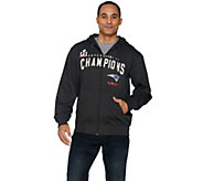 NFL Super Bowl 51 Champions New England Patriots Mens Hoodie - A291912