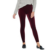 Spanx Velvet Leggings - A294512