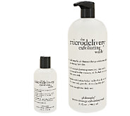 philosophy microdelivery wash home & replenishment - A294712