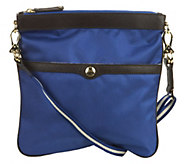 As Is JPK Paris75 Signature Crossbody Bag with Strap - A298412