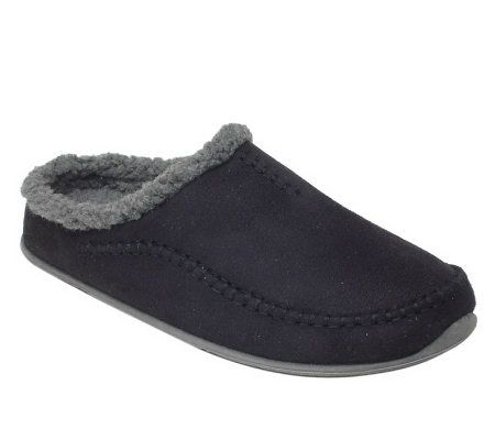 Deer Stags Nordic Men's Clog Style Slippers - A315412