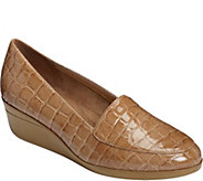 Aerosoles Wedge Loafers - True Match - A357212