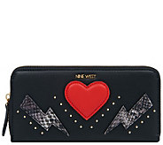 Nine West Zip Around Wallet - A411312