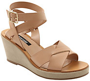Kensie Wedge Sandals - Venezia - A412212