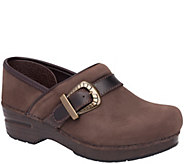 Dansko Leather Clog - Pammy - A412412
