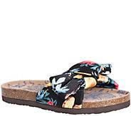 MUK LUKS Slide Sandals - Farrah - A412812