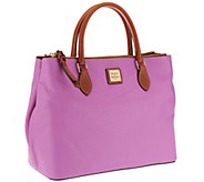Dooney & Bourke Pebble Leather Willa Satchel - A263113