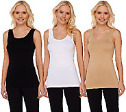 Skinny Genie Set of 3 Ultimate Smoothing Tank Set - A265813