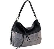Aimee Kestenberg Vintage Leather Hobo Bag - Camilla - A269113