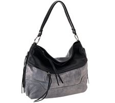 Aimee Kestenberg Vintage Leather Hobo Bag Camilla